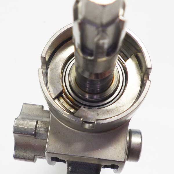 Rusted Used Medical Stryker Pin Collet that needs to be refurbished
