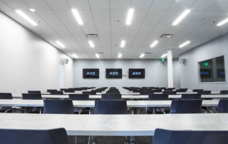 Axis Research & Technologies Training Room