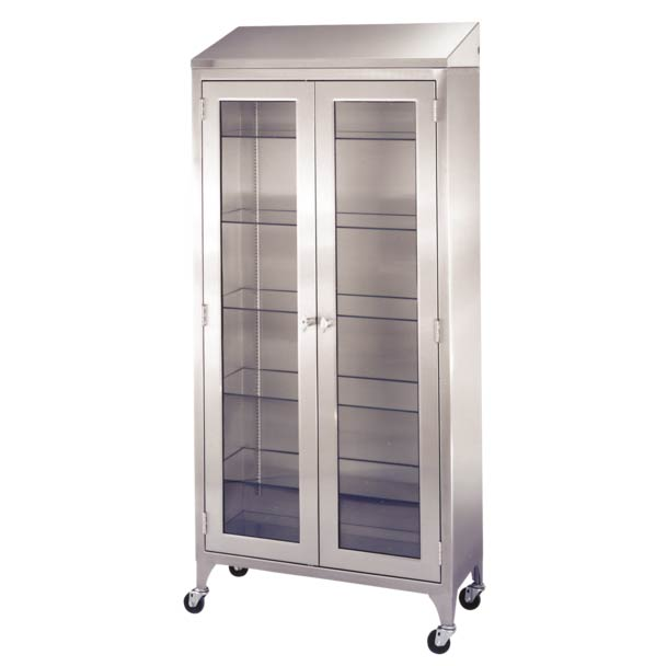 Medical Storage Cabinets and Equipment