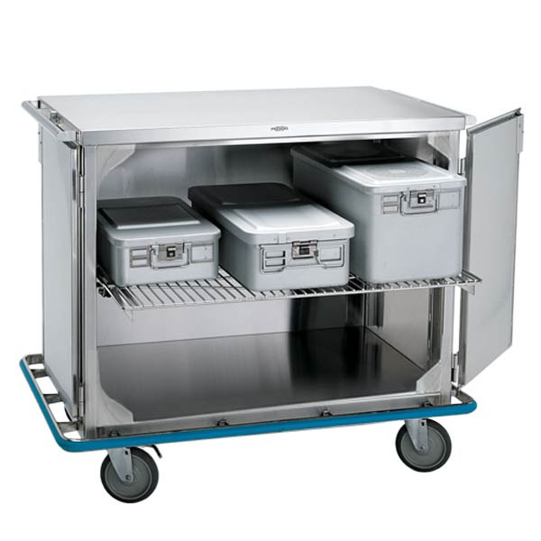 Open and Closed Case Carts